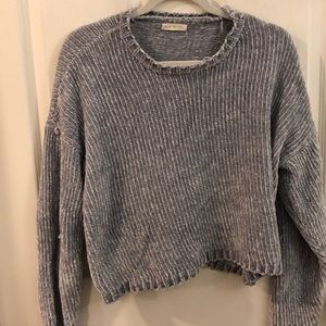 Pacsun Cropped Knit Sweater